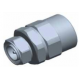 "Connector - DIN 7/16 Straight Plug (Male), (1-1/4""R)"